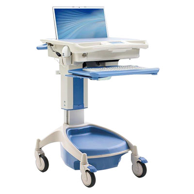 AccessPoint™ Laptop Workstation on Wheels