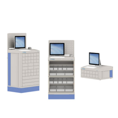 medDispense automated dispensing cabinet C series POD drawers