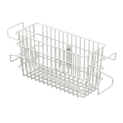 workFLO workstation on wheels supply basket