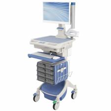AccessRx Secure™ Medication Delivery Cart